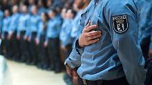 Lange Nacht mit Hitlergruß: Polizeischüler randalieren in Berlin