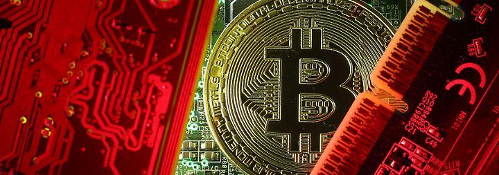 Vorhang auf, die Bitcoin-Fures kommen!