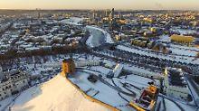 Stressfrei in Litauen: Warum sich ein Winter-Trip nach Vilnius lohnt