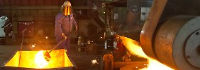 """Zwei Prozent sind """"Provokation"""": IG Metall lehnt erstes Metalltarif-Angebot ab"""