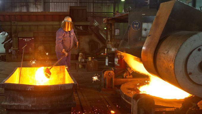 Warnstreiks in der Metallindustrie rücken nach dem abgelehnten Angebot näher.