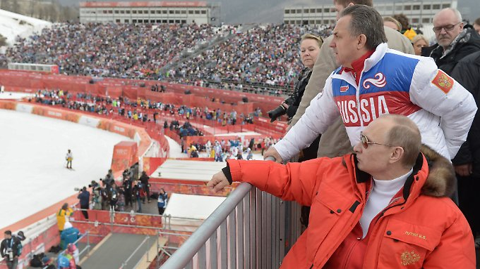 Präsident Wladimir Putin will russische Sportler an den Winterspielen in Pyeongchang teilnehmen lassen.