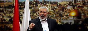 Nach US-Votum zu Jerusalem: Hamas ruft zu neuer Intifada auf