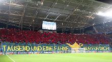 Der Sport-Tag: RB-Fan stirbt im Leipziger Stadion