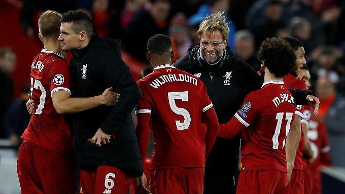 Jürgen Klopp und der FC Liverpool, das ist im Moment wieder eine Traumehe.