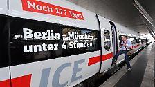 Bislang war die Strecke Berlin-München eine echte Mammutstrecke, die auch mit der Bahn lange Fahrtzeit beanspruchte. Nun wird das Ganze deutlich angenehmer.