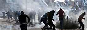 """Nach Aufruf zur """"neuen Intifada"""": In Jerusalem fallen wieder Schüsse"""