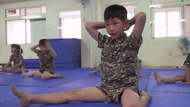 """""""Die Kinder in diesem Land sind zu weich"""": Taiwanische Kita drillt schon die Allerjüngsten"""