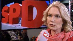 """Manuela Schwesig zur Zukunft der SPD: """"Müssen jünger und weiblicher werden"""""""