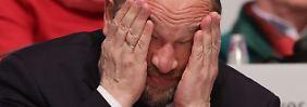 Merkels Bettvorleger?: Die SPD therapiert sich selbst