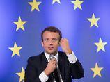 Der Tag: Macron erhält Aachener Karlspreis 2018