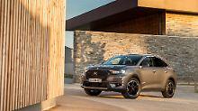Im Namen der Göttin: DS7 Crossback - Das neue Premium-SUV?