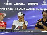 Der Sport-Tag: Mercedes-Chef Wolff rechnet mit Formel-1-Dreikampf