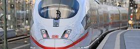 Mit Tempo 300 durch die Berge: ICE-Trasse von Berlin nach München eröffnet