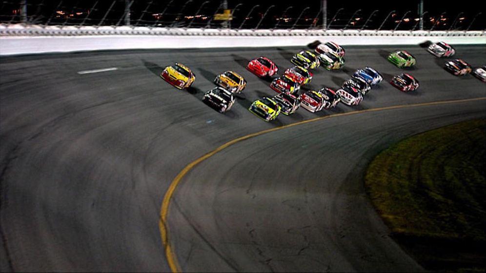 Top Gear: NASCAR-Rennen