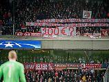 Der Sport-Tag: Fan-Protest gegen Wucherpreise bringt FC Bayern Geldstrafe ein