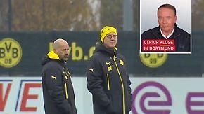 """Ulrich Klose zur Trainersituation beim BVB: """"Keine andere Möglichkeit, als die Reißleine zu ziehen"""""""