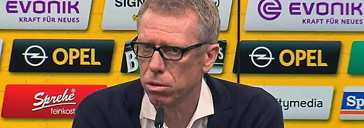 """Neuer BVB-Trainer Peter Stöger: """"Eine überraschende Situation"""""""