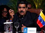 Präsidentschaftswahl 2018: Maduro schließt Opposition aus