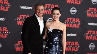 Handlung streng geheim: Achte Star-Wars-Episode feiert Premiere