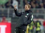 Der Sport-Tag: Kohfeldt bei Werder vor langfristigem Vertrag