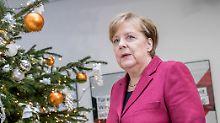 Merkel will die GroKo: Hauptsache stabil