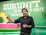 Kieler drängt an Parteispitze: Habeck will linksliberale Lücke schließen