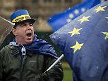 Kommt der geordnete Brexit?: Optimismus in London, Zweifel in Brüssel