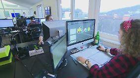 Testlauf bei voller Bezahlung: Bielefelder IT-Firma reduziert Arbeitszeit auf fünf Stunden