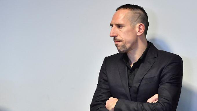 3,45 Millionen Euro verlangt Franck Ribérys Ex-Berater für einen Vereinswechsel.