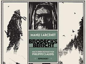"""""""Brodecks Bericht"""" ist bei Reprodukt erschienen, 328 Seiten, Hardcover im Schuber, 39 Euro."""