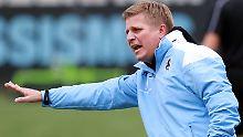 """Der Sport-Tag: Chaosklub 1860 München feuert seinen """"Talente-Guru"""""""