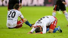 Freiburg knackt auch Gladbach: Frankfurt sorgt für frostige HSV-Tage