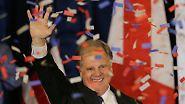 Herbe Niederlage für Trump: Demokrat Jones gewinnt Senatssitz in Alabama