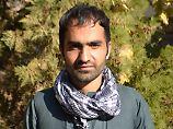 Hashmatullah F. wurde nach eigenen Angaben mehrfach von der Taliban bedroht und beinahe umgebracht.