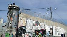 """Realitäten in Bethlehem: """"Nachher randalieren sie am Checkpoint"""""""