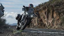 Die Ducati Multistrada 1260 ist ein wunderbares Reisebike geworden.
