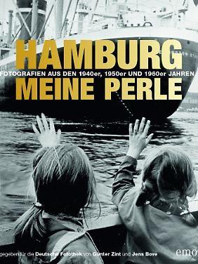 """""""Hamburg meine Perle"""" ist bei Emons erschienen, gebunden mit Schutzumschlag, 320 Seiten, 49,95 Euro."""