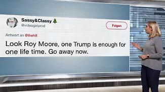 n-tv Netzreporterin: Trumpgegner lassen die Sektkorken knallen