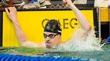 Kurzbahn-EM in Dänemark: Schwimmer gehen trotz Rekorden leer aus
