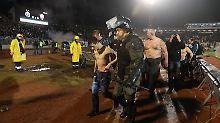 Der Sport-Tag: Ausschreitungen bei Belgrad-Derby - 17 Verletzte