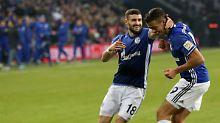Bayer schielt auf Königsklasse: Schalke revanchiert sich vom Punkt