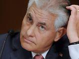 Gespräche mit Nordkorea?: US-Außenministerium fängt Tillerson ein