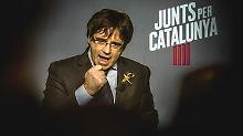 Vor der Wahl in Katalonien: Puigdemont will es noch einmal wissen