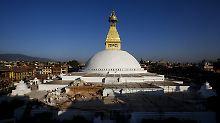 Tourismus und Tradition: Kathmandu baut sein Welterbe wieder auf