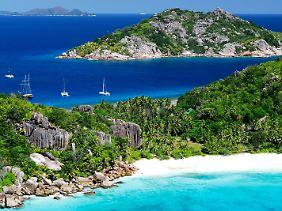 Die Seychellen bieten filmreife Strandkulissen, doch die Inselgruppe ist ein eher teures Reiseziel.