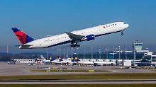 Boeing geht leer aus: Delta bestellt 100 Jets bei Airbus