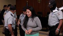Drakonische Strafe bestätigt: Nach Totgeburt verurteilte Frau bleibt in Haft