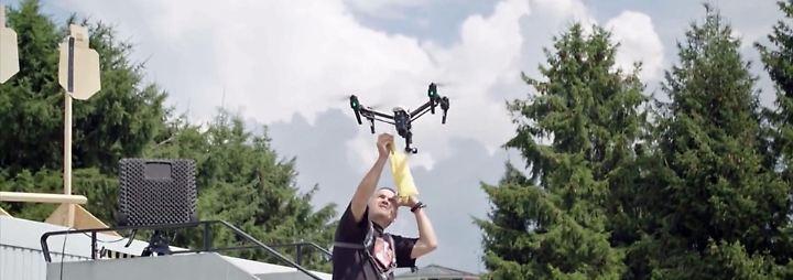 Startup News, die komplette 66. Folge: Gründer erobern mit Drohnen den Himmel