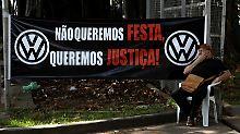 Aufarbeitung der Vergangenheit: VW unterstützte brasilianische Diktatur